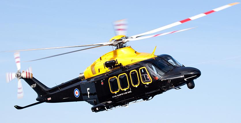 Elicottero Aw139 : Fb heliservices prende in consegna il primo elicottero aw
