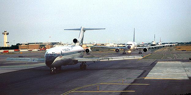 Aeroporto Kennedy : Archivio fotografico aeromedia